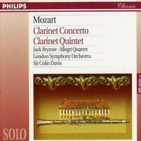 Jack Brymer - Mozart: Clarinet Concerto / Clarinet Quintet [CD]