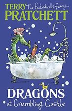 Dragons at Crumbling Castle: And Other Stories,Terry Pratchett- 9780552572804