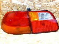 1995 2001 JDM HONDA CIVIC FERIO EK3 SEDAN LEFT SIDE TAIL LIGHT SET RARE ITEM OEM
