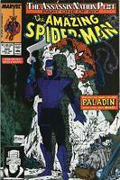 Marvel Amazing Spiderman 320 & 321 - 2 Comic Set Bargain High Grade VF 8.0 Rare