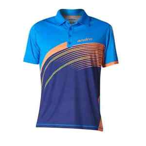 Sports Clothing: Andro Table Tennis Polo Shirt  Barry