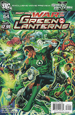 GREEN LANTERN 64...NM-...2011...Geoff Johns,Doug Mahnke!...Bargain!