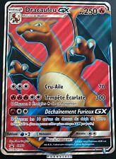 Pokemon Card Charizard SM60 GX Full Art Fa Sun and Moon Fr Jumbo