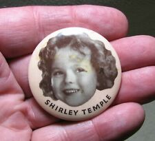 RARE Vintage 1935 Fox Films Shirley Temple Mirror