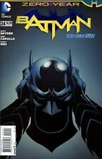 BATMAN #24 ZERO YEAR DC NEW 52 SCOTT SNYDER GREG CAPULLO COMIC BOOK OCT 2013 1