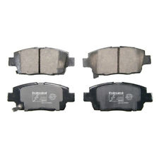 Disc Brake Pad Set Front Federated D1249C