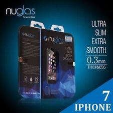 iPHONE 7 GENUINE 100% NUGLAS TEMPERED SCREEN PROTECTOR ORIGINAL --- iPHONE 7 ---