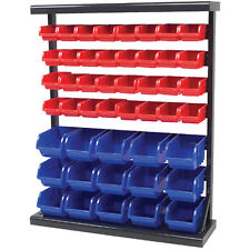 Performance Tool W5193 Half Bulk Bin Storage Rack