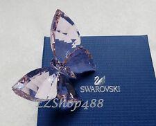 Swarovski Crystal Figurine #1182461 Butterfly Rosaline RARE New in Box