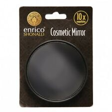 Round Cosmetic  Mirror Make up 10 x Magnifying Mirror pocket/purse size