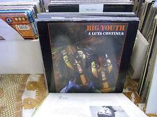 Big Youth A Luta Continua vinyl LP 1985 Heartbeat Records EX
