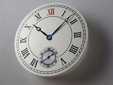 Cadran Aiguilles montre ROMAN 6498 UNITAS ETA watch Dial hands  SET Zifferblatt