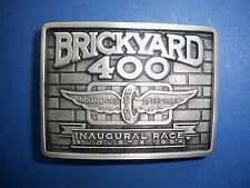 NEW 1994 BRICKYARD 400 INAUGURAL RACE Belt Buckle-NASCAR Winston Cup Commemorate