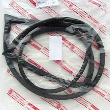 86-97 NISSAN NAVARA D21 HARDBODY TRUCK REAR WINDSCREEN WEATHERSTRIP RUBBER SEAL