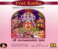 Shree Satya Narayan Katha (Gujarati) - CD - SUR SAGAR -  FREE UK POST