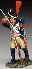 KING & COUNTRY THE AGE OF NAPOLEON NA156 FRENCH GUARD LOADING RIFLE