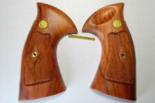 s&w K,L frame grips fit square butt Only New Hardwood Thailand Smith&Wesson