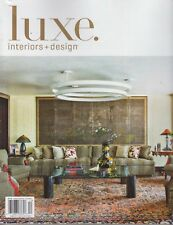 luxe. interiors + design November/December 2017