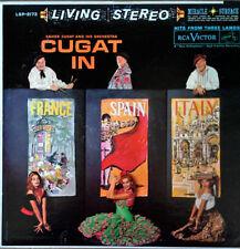 XAVIER CUGAT - CUGAT IN - RCA 2173 - LIVING STEREO - 1960 LP