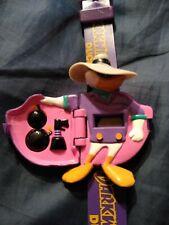 RARE 1991 Darkwing Duck Disney Quartz Watch in Pre-owned condition minor wear