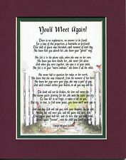 Sympathy Gift #111, For The Loss Of A Daughter. A Bereavement Memorial Gift