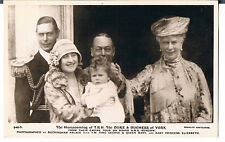 Royal Figure-Children Real Photographic (RP) Collectable Postcards