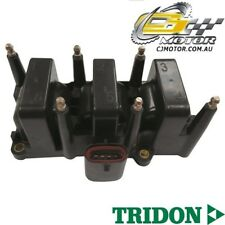 TRIDON IGNITION COIL FOR Ford  Falcon - 6 Cyl EF 08/94-09/96, 6, 4.0L