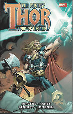 Thor Lord of Asgard TPB (2011 Marvel) 2nd Edition OOP SEALED NM