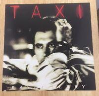 Bryan Ferry Taxi Promotional Poster 1993 Original Rare 12.5x12.5