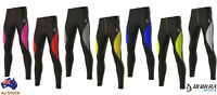 Mens Compression Pants Base Layer Armour Cycling Gym Running Yoga Skin Fit Tight