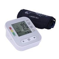 Blood Pressure Monitor Voice Portalble Full-automatic Upper Arm Monitor