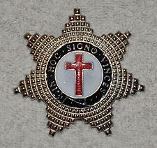Masonic Knights Templar Breast Star (KT005)