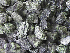 1 LB SERPENTINITE Bulk Rough Rock Stones COLORFUL 2200+ CARAT