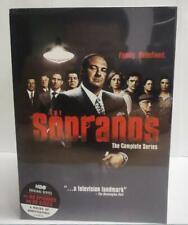 The Sopranos - The Complete Series (DVD, 30-Disc Box Set) Region 1 Brand New