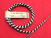 """gaine vintage """"Le Bicolore"""" 120 mobylette moto peugeot vespa solex vélo ancien"""