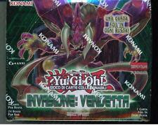 Yugioh - BOX INVASIONE: VENDETTA - Originale Nuovo SIgillato Box da 24 buste