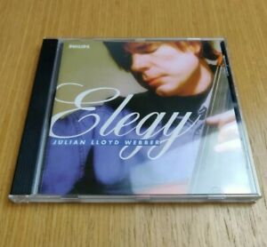 Julian Lloyd Webber Elegy Violoncello Music CD Philips Classics