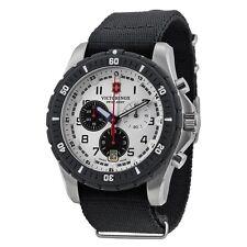 Victorinox Swiss Army Maverick Sport SS 43mm 24680.1 Watch (Authorized Dealer)