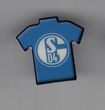 FUSSBALL PIN TRIKOT FC SCHALKE 04