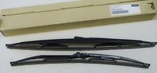 NEW GENUINE SMART ROADSTER W452 2003–2006 FRONT DUAL WIPER BLADE SET A4528200045