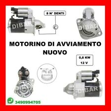 MOTORINO DI AVVIAMENTO NUOVO HYUNDAI I10 - I20 1.2 - 1.4 DAL 2008 DRS0558N 3