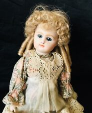 Vintage French Bru Doll Reproduction Doll