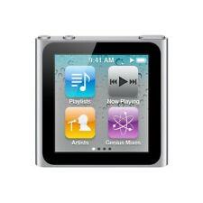 Apple Ipod Nano 6th generación 8GB-Plata (bien Cuidada)