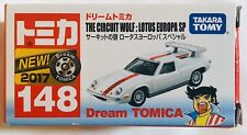 TOMICA Lotus EUROPA SPECIAL The Circuit Wolf Diecast Car TAKARA TOMY