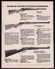 1992 MARLIN 30AS, Golden 39AS, 39 Take-Down Lever Action Carbine AD