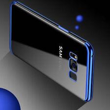 Für Samsung A5 2016 2017 2018 Case Schutzhülle Glanz HANDY HÜLLE + SCHUTZGLAS