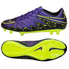 New Mens Nike Hypervenom Phinish ACC FG Soccer Cleats 12 Hyper Grape 749901-550