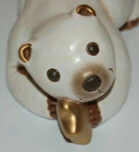 Thun orso polare con stella
