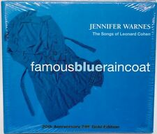 CISCO GOLD CD GCD-8011-2: JENNIFER WARNES - Famous Blue Raincoat 2007 OOP SEALED