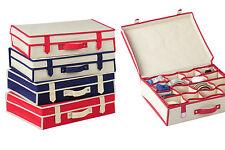 16 Fächer Aufbewahrungsbox Kleiderschrank Organizer Schublade Trennfächer Koffer